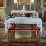 Allestimento chiesa Gianluca e Fabiana - Pepe Rosa Eventi