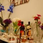 Allestimento angolo delle bomboniere - Pepe Rosa Eventi