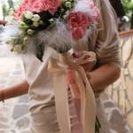 Bouquet da lancio Sonia - Pepe Rosa Eventi
