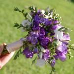 Bouquet da lancio - Pepe Rosa Eventi