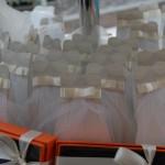 Sacchetti personalizzati da noi per Daniele e CInzia - Pepe Rosa Eventi