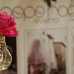 Fiore nella lampadina - Pepe Rosa Eventi
