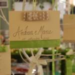 Tableau stile Provenzale Andrea e Marie - Pepe Rosa Eventi