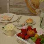 Fiori, frutta per il brunch - Pepe Rosa Eventi