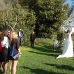 Lancio del bouquet di Alexandra - Pepe Rosa Eventi