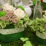 Allestimento in verde - Pepe Rosa Eventi