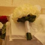 Bouquet e guanti della sposa viale - Pepe Rosa Eventi
