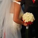 Bouquet in rosso - Pepe Rosa Eventi