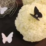 Allestimento floreale Italy Bridal Expo - Pepe Rosa Eventi
