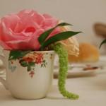 Rose, roselline e amaranto - Pepe Rosa Eventi