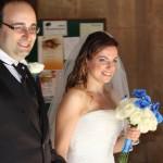 Fabrizio e Silvia a Fossanova - Pepe Rosa Eventi